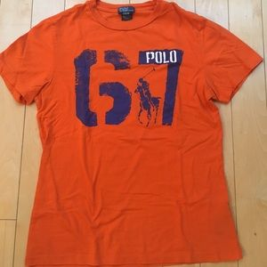 Boys Polo by Ralph Lauren t-shirt